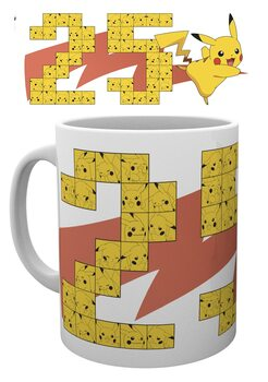 Cup Pokemon - 25