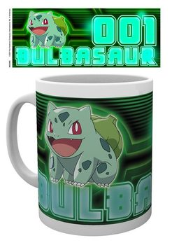 Mug Pokemon - Bulbasaur Glow