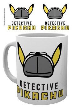 Mug Pokemon: Detective Pikachu - Hat Icon