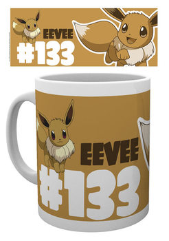 Mug Pokemon - Eevee 133