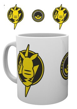 Caneca Pokemon - Emblems 25