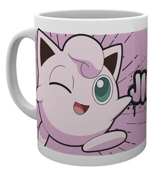Mug Pokemon - Jigglypuff Comic