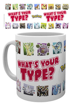 Mug Pokemon - My Type