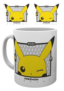 Cup Pokemon - Pikachu Wink 25