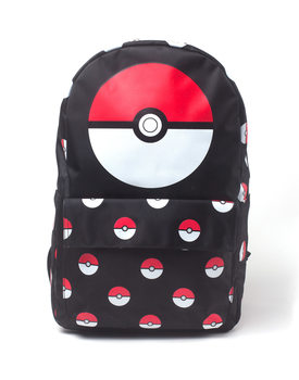 Mochila Pokemon - Pokeball