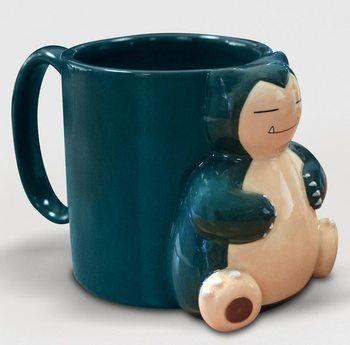 Mug Pokemon - Snorlax