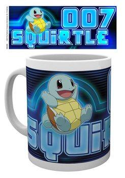 Mug Pokemon - Squirtle Glow