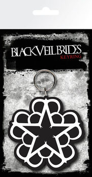 Porta-chaves Black Veil Brides - Star