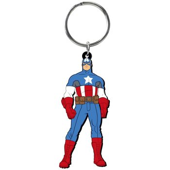 Porta-chaves  Captain America - Figure