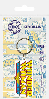 Porta-chaves DC Comics - Wonder Woman Logo