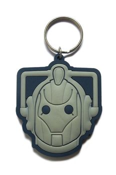 Porta-chaves DOCTOR WHO - cyberman