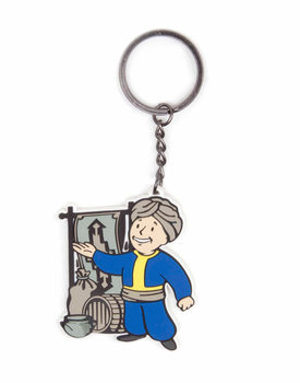Porta-chaves Fallout - Vault Boy
