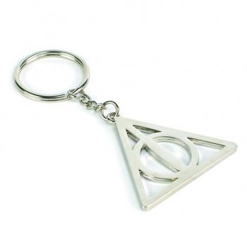 Porta-chaves  Harry Potter - Deathly Hallows