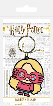 Porta-chaves Harry Potter - Luna Lovegood Chibi