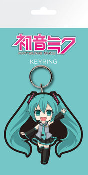 Porta-chaves Hatsune Miku - Hatsune