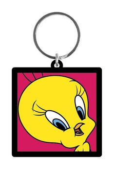 Porta-chaves Looney Tunes - Tweety