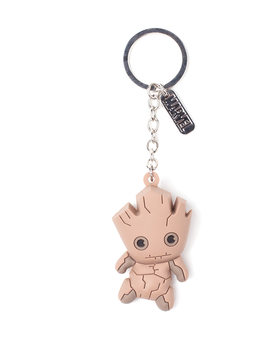 Porta-chaves  Marvel - Groot Character 3D