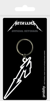 Porta-chaves Metallica - M Icon
