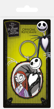 Porta-chaves Nightmare Before Christmas - Jack & Sally