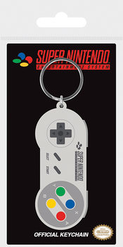 Porta-chaves Nintendo - SNES Controller