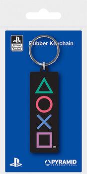 Porta-chaves Playstation - Shapes