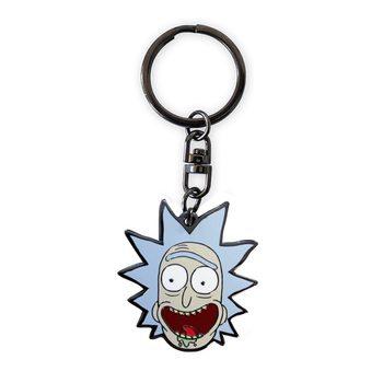 Porta-chaves Rick And Morty - Rick