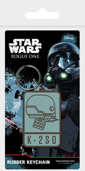 Porta-chaves Rogue One: Star Wars Story - K-2S0
