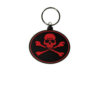 Porta-chaves SKULL N'BONES - Red