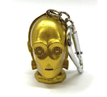 Porta-chaves Star Wars - C3PO