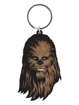 Porta-chaves Star Wars - Chewbacca