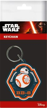 Porta-chaves Star Wars Episode VII: The Force Awakens - BB-8