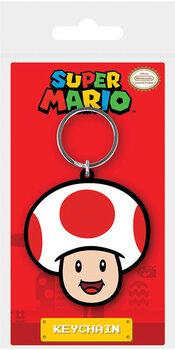 Porta-chaves Super Mario - Toad