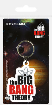 Porta-chaves The Big Band Theory - Logo
