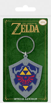 Porta-chaves  The Legend Of Zelda - Hylian Shield