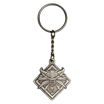 Porta-chaves The Witcher 3: Wild Hunt - Medallion