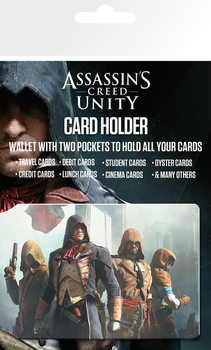 Assassin's Creed Unity - Characters Porte-Cartes