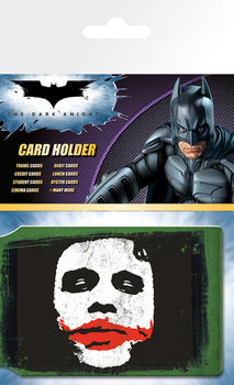 Batman The Dark Knight: Le Chevalier noir - Joker Porte-Cartes
