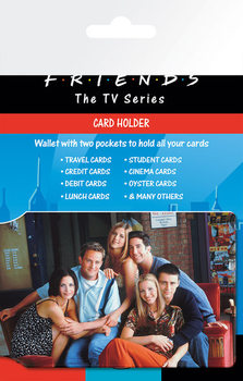 FRIENDS - cast Porte-Cartes