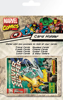 MARVEL - silver surfer Porte-Cartes