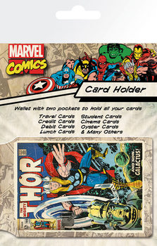 MARVEL - thor Porte-Cartes