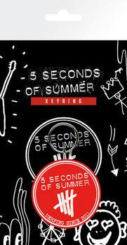 5 Seconds of Summer - Derping Porte-clés