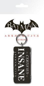 Batman: Arkham City - Certified Insane Porte-clés