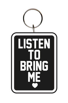 Bring Me The Horizon - Listen To Porte-clés