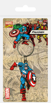 Captain America Porte-clés