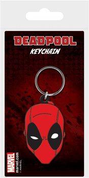 Deadpool - Face Porte-clés