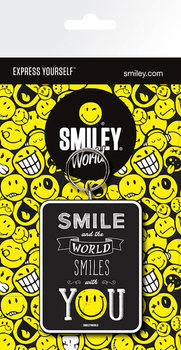 Smiley - Smile Porte-clés