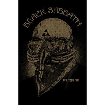 Poster de Têxteis Black Sabbath - Us Tour '78