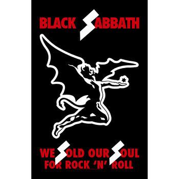 Poster de Têxteis Black Sabbath - We Sold Our Souls