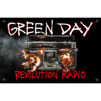 Poster de Têxteis Green Day - Revolution Radio