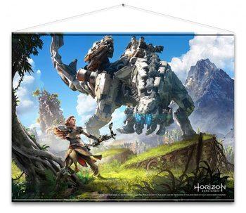 Poster de Têxteis  Horizon Zero - Cover Art